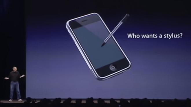 Muốn biết vì sao Steve Jobs chê stylus hết lời mà Apple vẫn cứ ra mắt Pencil, hãy thử dùng chiếc bút đắt đỏ này với iPhone xem sao - Ảnh 1.