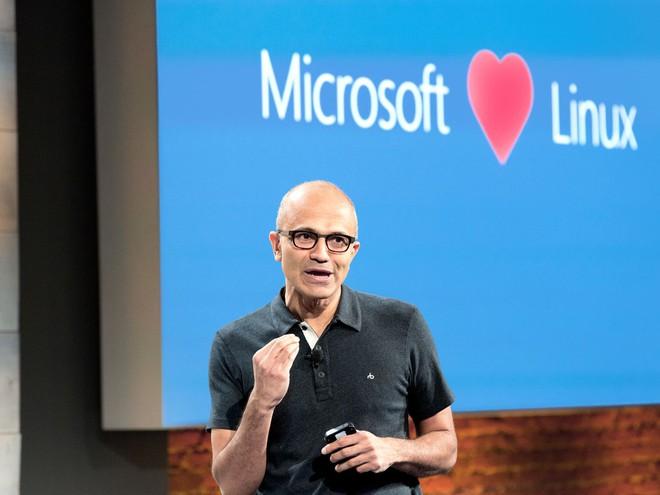 Phải chăng Microsoft đang dần loại bỏ Windows để chuyển sang Linux? - Ảnh 1.