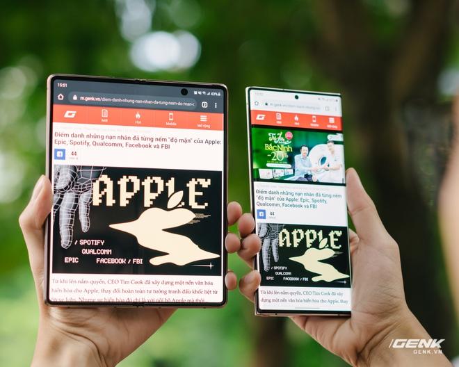 Trải nghiệm Samsung Galaxy Z Fold2: Người giàu không chơi game? - Ảnh 22.