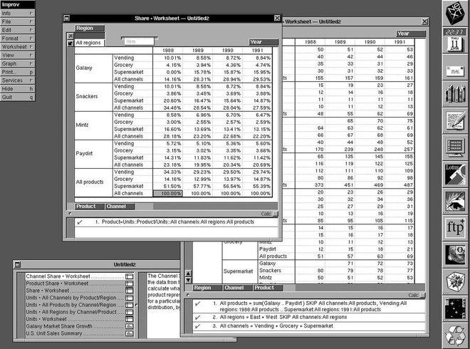 Lịch sử của Pivot Table, công cụ tính toán mạnh mẽ nhất trên Excel, thứ khiến cả Steve Jobs cũng phải phát cuồng - Ảnh 3.