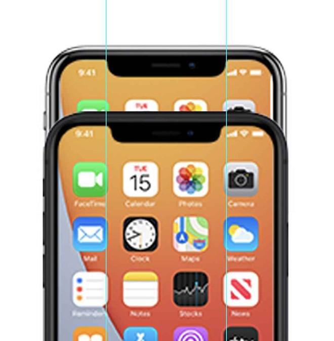 Lộ bằng chứng xác nhận iPhone 12 có rãnh tai thỏ nhỏ hơn thế hệ trước - Ảnh 2.