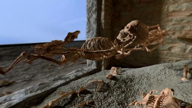 Não sôi lên, hộp sọ nổ tung, cơ bắp bốc hơi và mô bị thủy tinh hóa, khoảnh khắc bị núi lửa hủy diệt còn kinh hoàng hơn địa ngục - Ảnh 14.