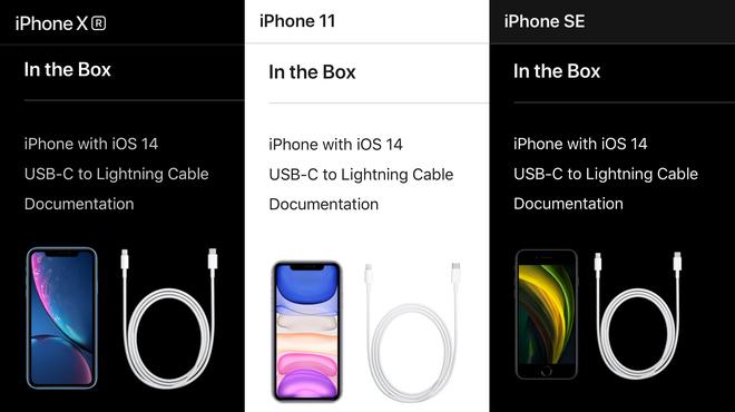 Cắt giảm phụ kiện của iPhone 12, Apple bán lẻ củ sạc và tai nghe với giá 19 USD - Ảnh 2.