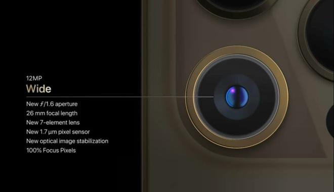 Cuối cùng Apple cũng đã nhún nhường, đi theo hướng tiếp cận của Samsung và Sony đối với ảnh chụp - Ảnh 1.