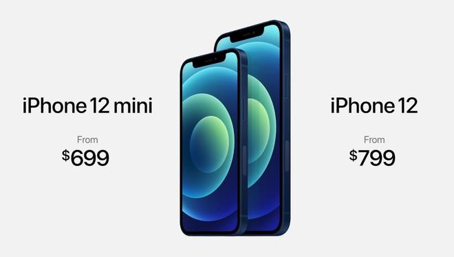 iPhone 12 và iPhone 12 mini ra mắt: Mạnh hơn 40%, camera và màn hình nâng cấp xịn xò, hỗ trợ 5G và giá hạt dẻ - Ảnh 10.