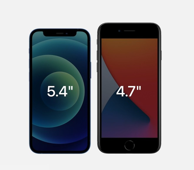 iPhone 12 và iPhone 12 mini ra mắt: Mạnh hơn 40%, camera và màn hình nâng cấp xịn xò, hỗ trợ 5G và giá hạt dẻ - Ảnh 8.