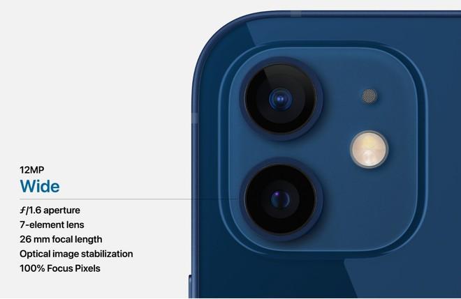iPhone 12 và iPhone 12 mini ra mắt: Mạnh hơn 40%, camera và màn hình nâng cấp xịn xò, hỗ trợ 5G và giá hạt dẻ - Ảnh 6.