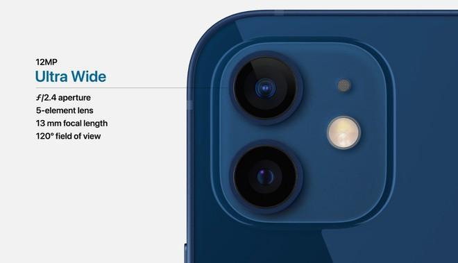 iPhone 12 và iPhone 12 mini ra mắt: Mạnh hơn 40%, camera và màn hình nâng cấp xịn xò, hỗ trợ 5G và giá hạt dẻ - Ảnh 7.