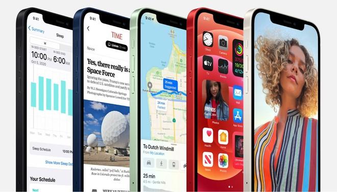 iPhone 12 và iPhone 12 mini ra mắt: Màn hình OLED, nâng cấp camera, A14 mạnh hơn 40%, hỗ trợ 5G, giá từ 699 USD - Ảnh 11.