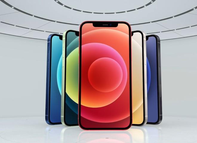 iPhone 12 và iPhone 12 mini ra mắt: Mạnh hơn 40%, camera và màn hình nâng cấp xịn xò, hỗ trợ 5G và giá hạt dẻ - Ảnh 1.