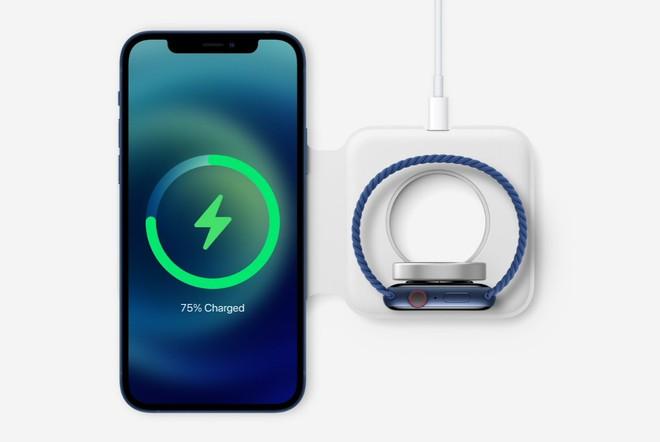 Apple ra mắt đế sạc không dây MagSafe, chỉ tương thích với iPhone 12 - Ảnh 6.