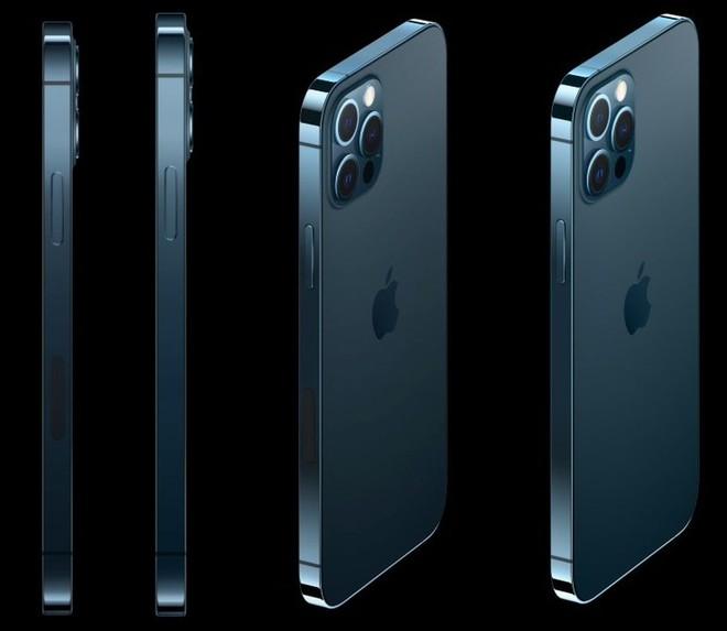 So sánh iPhone 12 tại Mỹ và tại Anh.