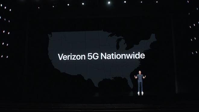 Samsung đá đểu Apple là kẻ chậm chân trong cuộc đua 5G - Ảnh 1.