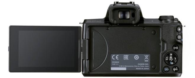 Canon vừa ra mắt máy ảnh EOS M50 Mark II nhưng hình như có gì đó hơi sai sai - Ảnh 3.