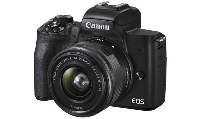 Canon vừa ra mắt máy ảnh EOS M50 Mark II nhưng hình như có gì đó hơi sai sai - Ảnh 5.