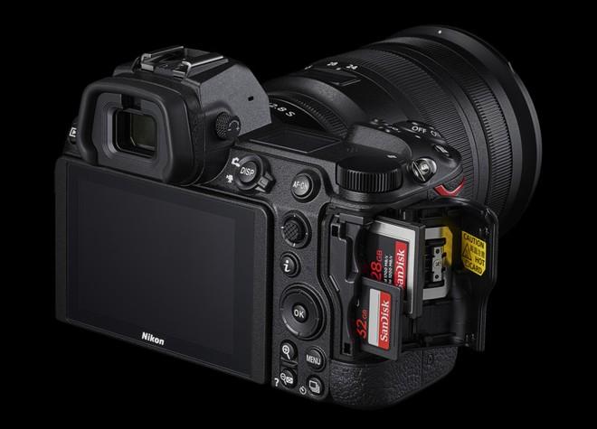 Nikon ra mắt máy ảnh Full-frame Z6 II và Z7 II: Thiết kế giữ nguyên, trang bị bộ xử lý Dual EXPEED 6 mới, thêm 1 khe cắm thẻ nhớ, quay phim 4K/60p - Ảnh 7.