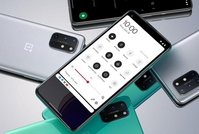OnePlus 8T ra mắt: Màn hình 120Hz, Snapdragon 865, pin 4500mAh, sạc siêu nhanh 65W, giá 18.990.000 đồng - Ảnh 7.