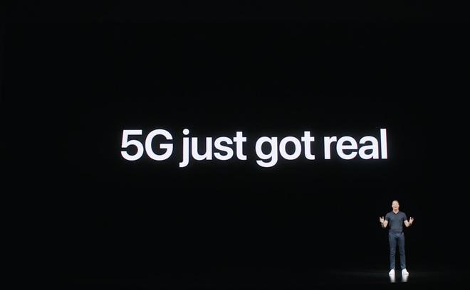 """Thế nào là 5G """"thật""""?"""