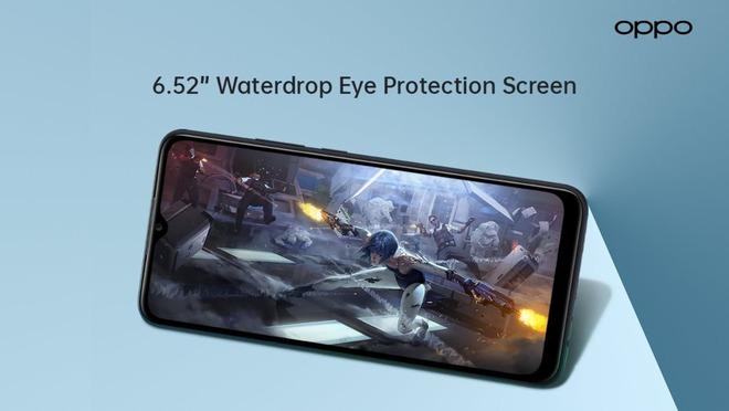 OPPO A15 ra mắt: Helio P35, 3 camera, giá 3.5 triệu đồng - Ảnh 1.