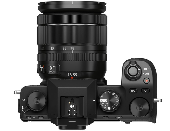 Fujifilm công bố máy ảnh X-S10: Nhỏ nhắn, vừa túi tiền, đủ tính năng - Ảnh 6.