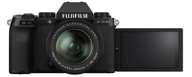 Fujifilm công bố máy ảnh X-S10: Nhỏ nhắn, vừa túi tiền, đủ tính năng - Ảnh 9.