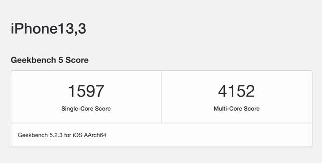 iPhone 12 Pro đã có điểm hiệu năng, mạnh hơn iPhone 11 Pro 20% - Ảnh 2.