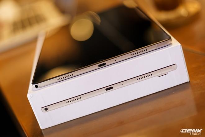 Mở hộp Samsung Galaxy Tab A7: thiết kế pha lẫn hoài cổ và hiện đại, loa là điểm mạnh - Ảnh 11.