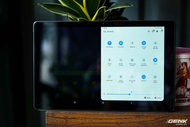 Mở hộp Samsung Galaxy Tab A7: thiết kế pha lẫn hoài cổ và hiện đại, loa là điểm mạnh - Ảnh 18.