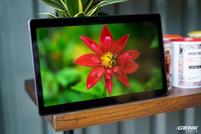Mở hộp Samsung Galaxy Tab A7: thiết kế pha lẫn hoài cổ và hiện đại, loa là điểm mạnh - Ảnh 16.