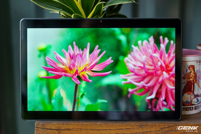 Mở hộp Samsung Galaxy Tab A7: thiết kế pha lẫn hoài cổ và hiện đại, loa là điểm mạnh - Ảnh 20.