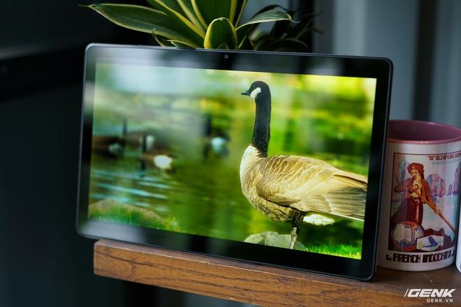 Mở hộp Samsung Galaxy Tab A7: thiết kế pha lẫn hoài cổ và hiện đại, loa là điểm mạnh - Ảnh 21.