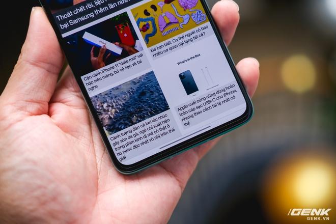 Ảnh thực tế OnePlus 8T tại Việt Nam: Bản cắt giảm nhẹ từ OnePlus 8 Pro, cấu hình gần như giữ nguyên, được kèm sạc siêu nhanh 65W, giá 18,99 triệu đồng - Ảnh 6.