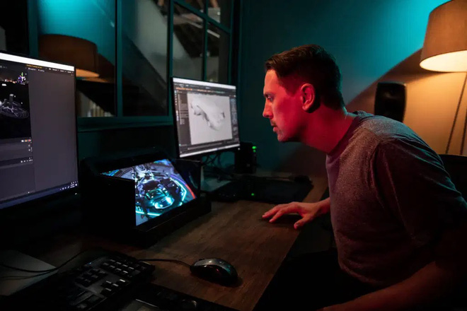 Sony giới thiệu Spatial Reality Display, màn hình 4K có khả năng xem 3D không cần kính - Ảnh 2.
