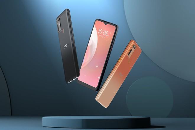 HTC Desire 20+ ra mắt: Snapdragon 720G, 4 camera sau 48MP, pin 5000mAh, giá 6.9 triệu đồng - Ảnh 1.