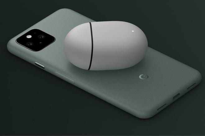 Làm thế nào Google Pixel 5 vẫn có tính năng sạc không dây, dù mặt lưng làm bằng kim loại? - Ảnh 2.