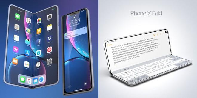 Apple đăng ký bằng sáng chế công nghệ màn hình tự hồi phục, chuẩn bị cho iPhone màn hình gập - Ảnh 1.