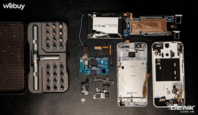 """Trải nghiệm bộ tua vít đa năng Xiaomi Duka RS1: Món đồ EDC không thể thiếu cho anh em mê """"táy máy tò mò"""" - Ảnh 16."""