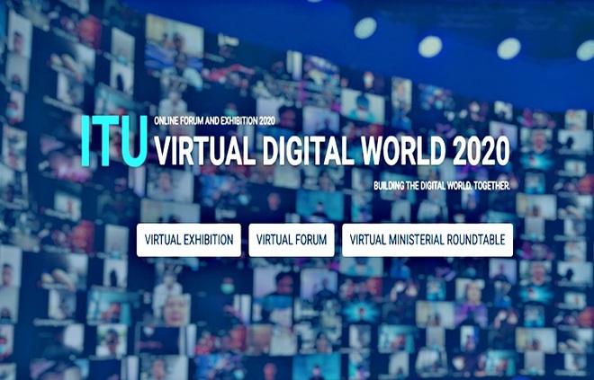 Lần đầu tiên Triển lãm viễn thông thế giới được tổ chức dưới dạng thực tế ảo ở Việt Nam - Ảnh 1.