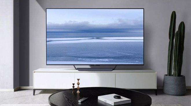 OPPO ra mắt Smart TV đầu tiên: 65 inch, 120Hz, RAM 8.5GB, giá từ 11.5 triệu đồng - Ảnh 1.