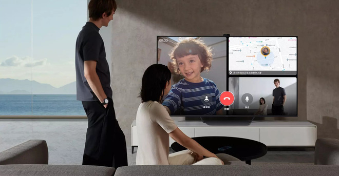 OPPO ra mắt Smart TV đầu tiên: 65 inch, 120Hz, RAM 8.5GB, giá từ 11.5 triệu đồng - Ảnh 2.