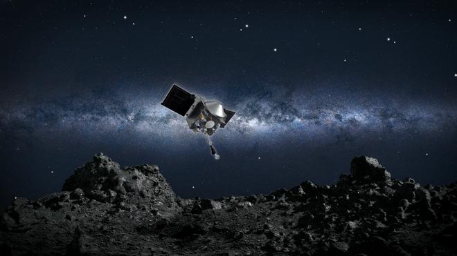 Ngày mai, tàu vũ trụ của NASA sẽ thực hiện cú hạ cánh lịch sử lên thiên thạch có khả năng gây họa cho Trái đất - Ảnh 1.