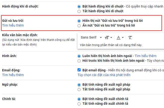 Bỏ túi ngay 6 bí kíp sử dụng Gmail cực thần thánh, riêng bí kíp thứ 2 đặc biệt hữu ích - Ảnh 6.