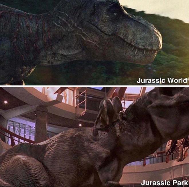 Những sự thật thú vị đằng sau chuỗi phim huyền thoại Công viên kỷ Jura - Ảnh 7.