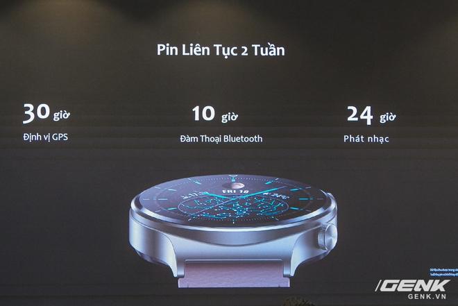 Trên tay Huawei Watch GT 2 Pro chính thức tại Việt Nam: đồng hồ thể thao cao cấp, pin đến 2 tuần giá 8.99 triệu đồng - Ảnh 13.