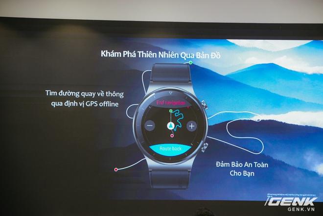 Trên tay Huawei Watch GT 2 Pro chính thức tại Việt Nam: đồng hồ thể thao cao cấp, pin đến 2 tuần giá 8.99 triệu đồng - Ảnh 11.