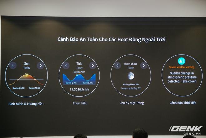 Trên tay Huawei Watch GT 2 Pro chính thức tại Việt Nam: đồng hồ thể thao cao cấp, pin đến 2 tuần giá 8.99 triệu đồng - Ảnh 10.