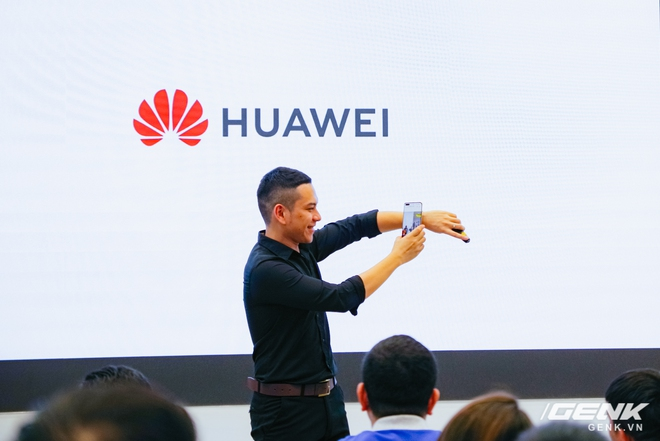Trên tay Huawei Watch GT 2 Pro chính thức tại Việt Nam: đồng hồ thể thao cao cấp, pin đến 2 tuần giá 8.99 triệu đồng - Ảnh 12.