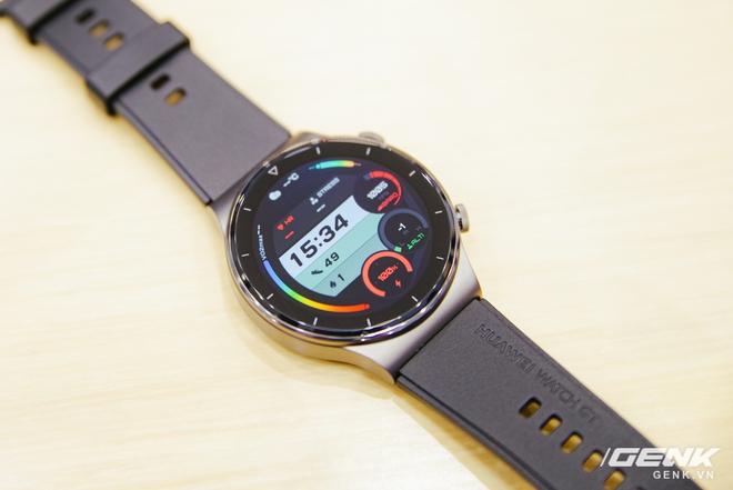 Trên tay Huawei Watch GT 2 Pro chính thức tại Việt Nam: đồng hồ thể thao cao cấp, pin đến 2 tuần giá 8.99 triệu đồng - Ảnh 5.