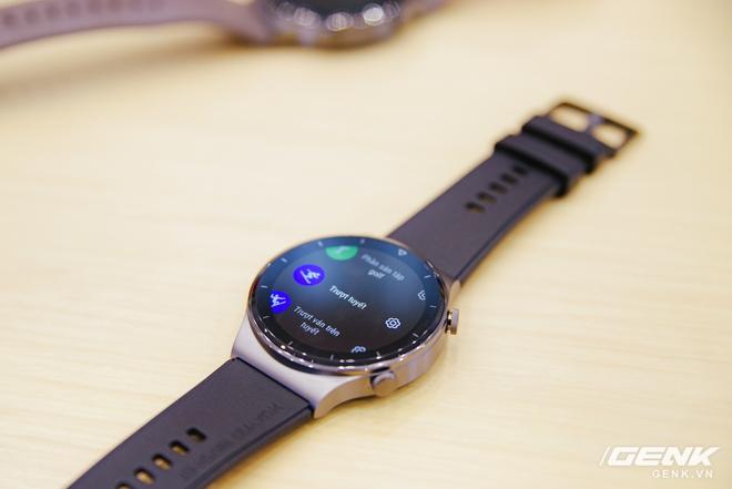 Trên tay Huawei Watch GT 2 Pro chính thức tại Việt Nam: đồng hồ thể thao cao cấp, pin đến 2 tuần giá 8.99 triệu đồng - Ảnh 4.