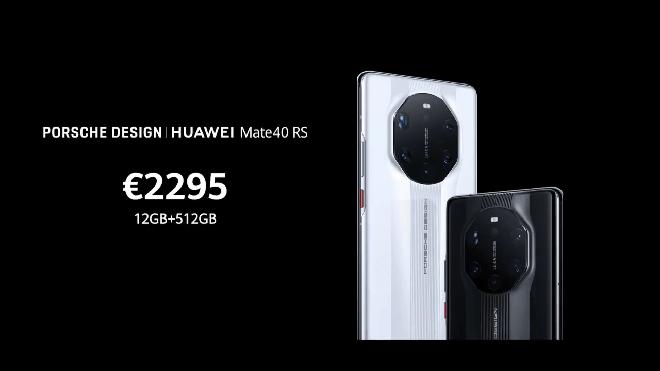 Huawei ra mắt Mate40 RS Porsche Design: Thiết kế đẳng cấp, có thêm camera đo thân nhiệt, giá 63 triệu đồng - Ảnh 8.